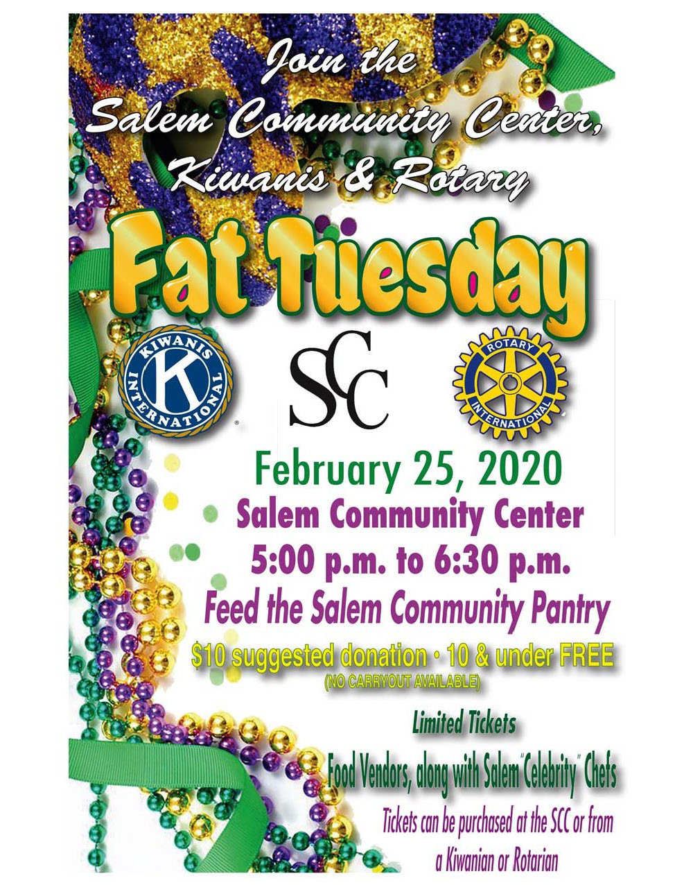 Fat Tuesday Poster