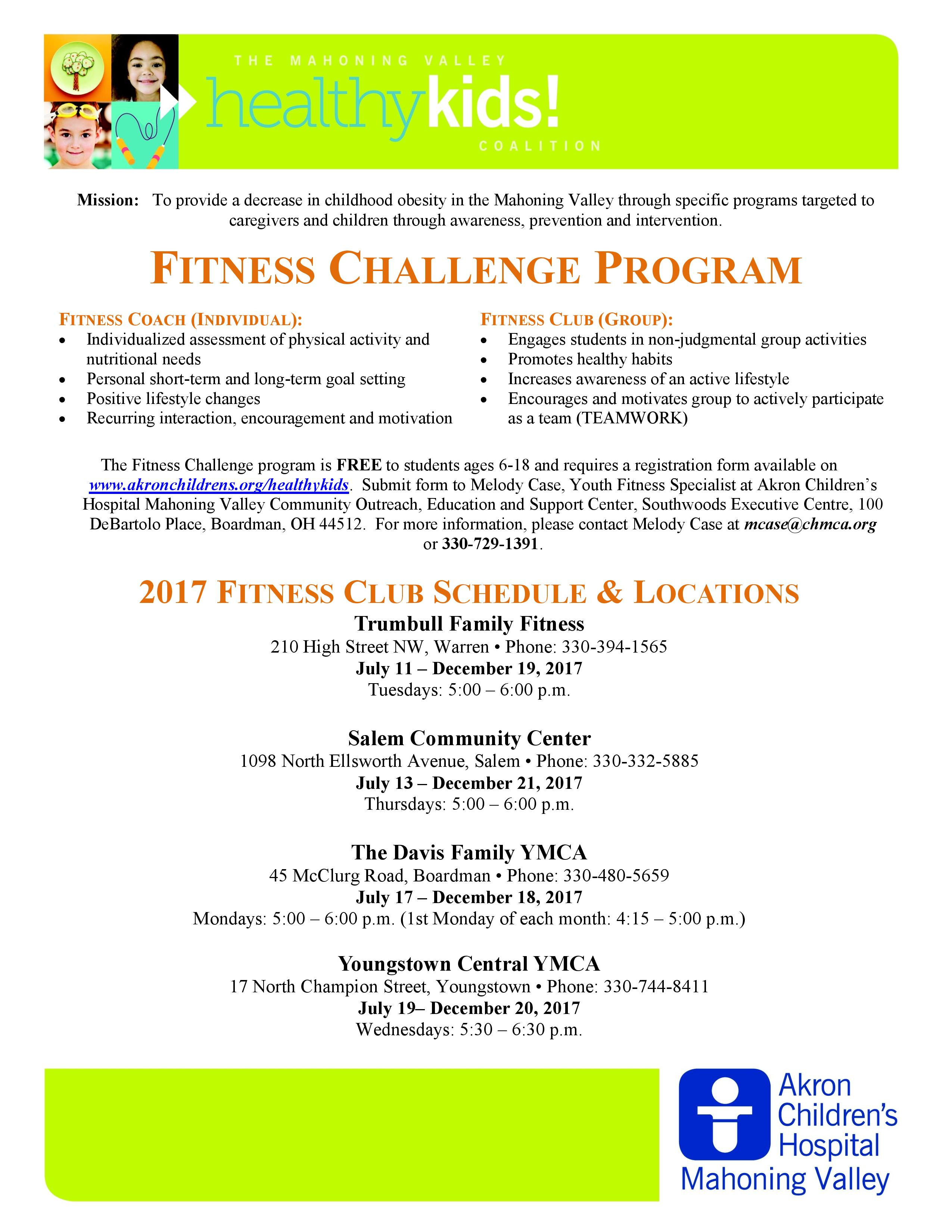 Fitness Challenge Flyer 2017 page 001