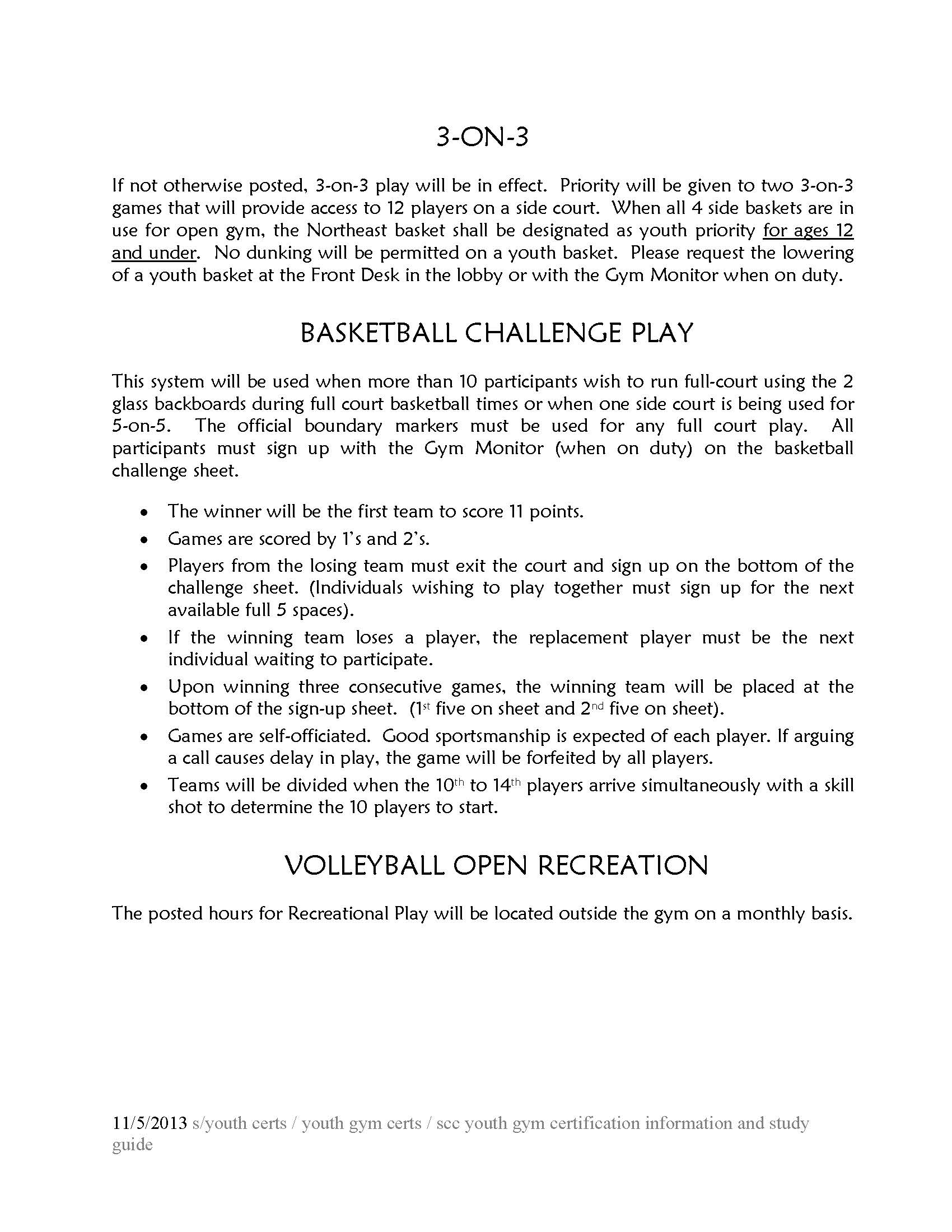 gym track certification Page 4